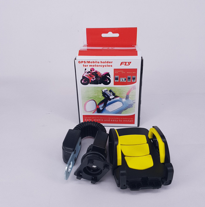 harga Stand holder hp motor gps honda yamaha kawasaki bracket hp mt-1505 Tokopedia.com