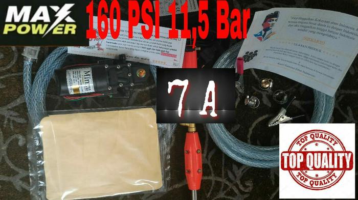 harga Set lengkap mesin power sprayer alat cuci motor mobil steam Tokopedia.com