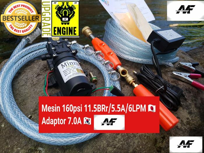 harga Mesin terbaru 120psi 5lpm 8.5bar alat cuci motor ac steam et Tokopedia.com