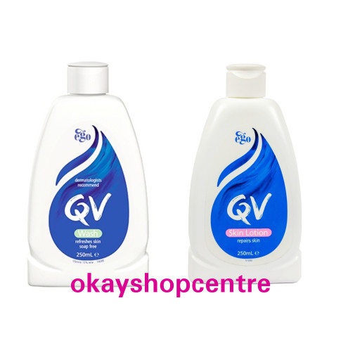 harga Qv wash soap free non fragnance 250ml Tokopedia.com