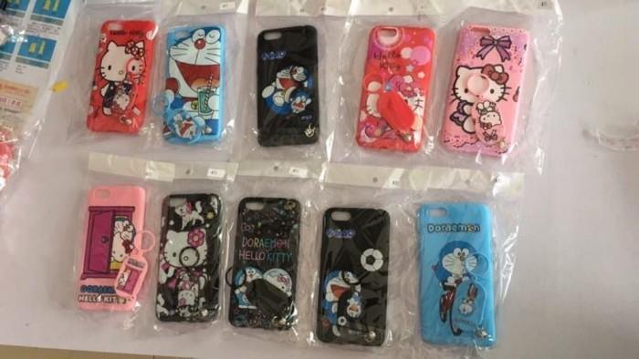 CASE KARAKTER FOR TYPE XIAOMI REDMI 5 FREE GANTUNGAN HANDPHONE