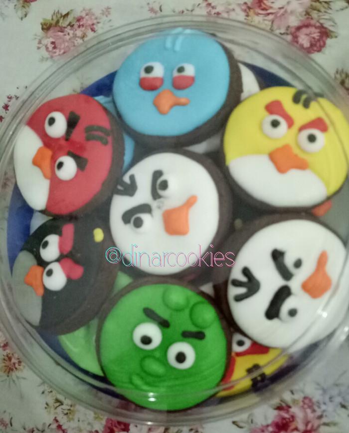 Jual Cookies Character 500gr - Coklat - Jakarta Selatan - Dinar ...
