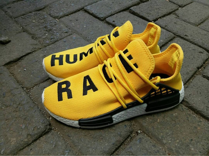 Jual Adidas NMD Human Race - Kuning, 44