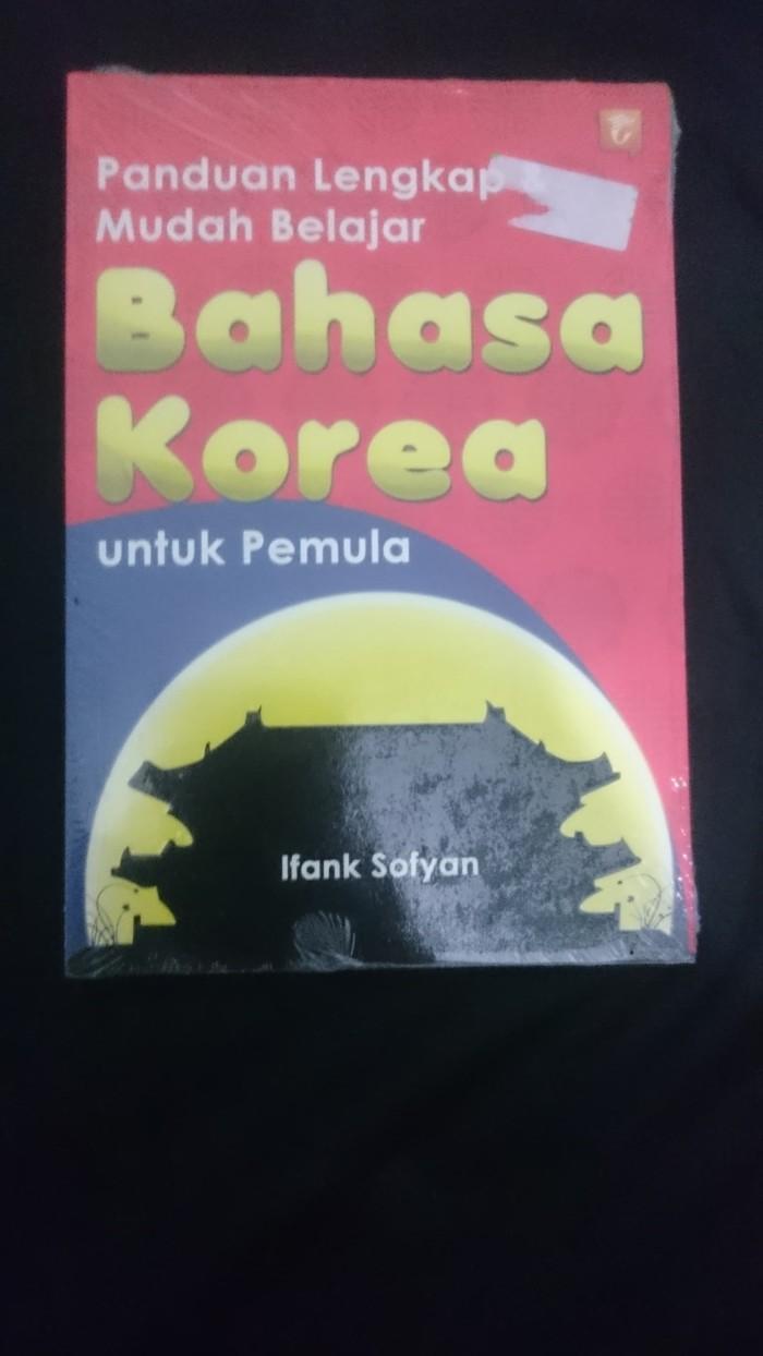 Jual Belajar Bahasa Korea Untuk Pemula Indo Aneka Tokopedia