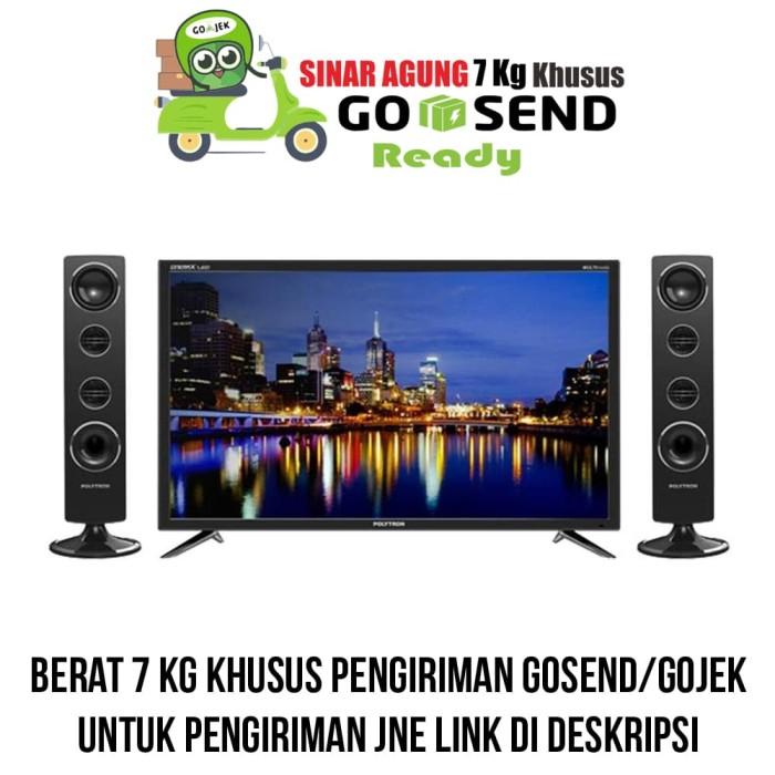 Jual POLYTRON PLD32T711 TY TV LED