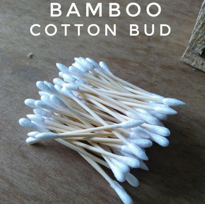 Foto Produk Bamboo Cotton Bud dari Green Mommy Shop
