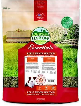 Jual Makanan Marmut Guinea Pig Adult Oxbow Adult Guinea Pig 25lb