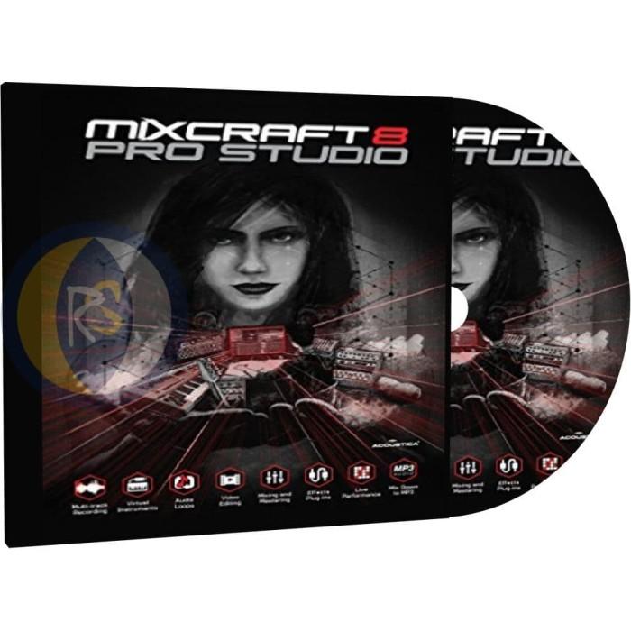 Acoustica mixcraft pro studio 8 | Acoustica Mixcraft / Mixcraft Pro