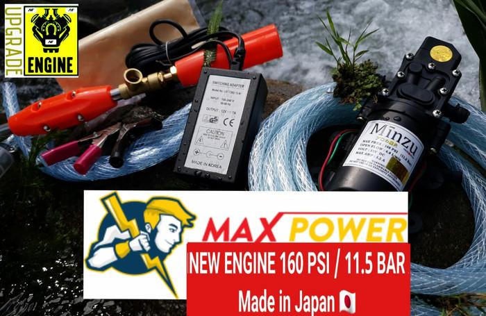 harga Mesin terbaru 120psi 5lpm 8.5bar alat cuci motor ac steam jkk Tokopedia.com