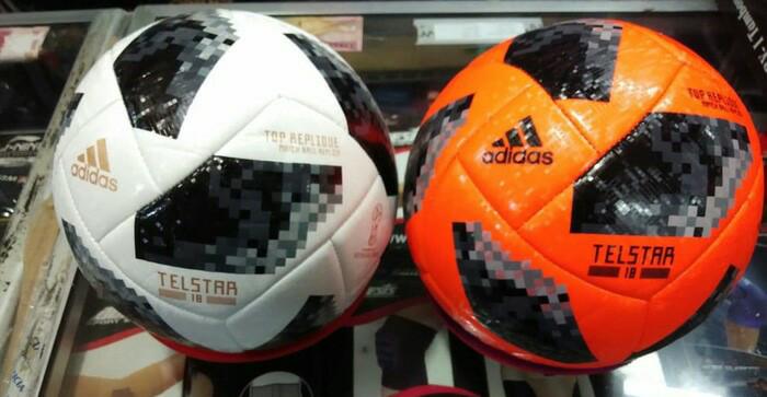 harga Bola kaki adidas sepak piala dunia telstar 2018 Tokopedia.com