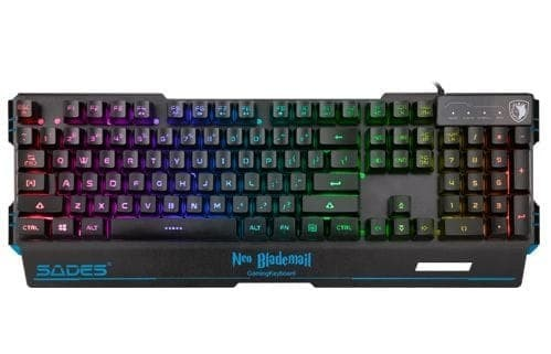 Sades Neo Blademail RGB Gaming Keyboard