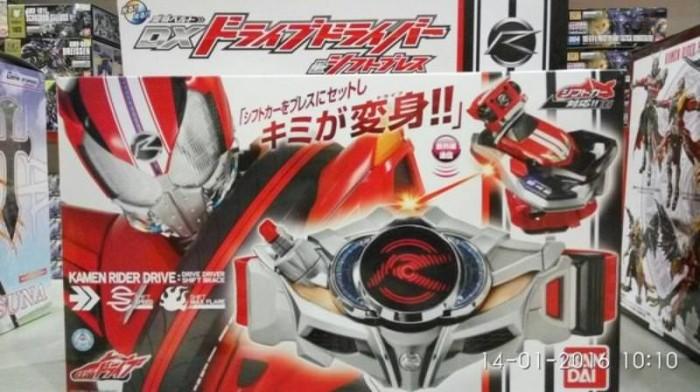 Jual 04 - DX Drive Driver Belt & Shift Brace Figure Kamen Rider Driver -  Jakarta Pusat - Ibnu Super Shop | Tokopedia