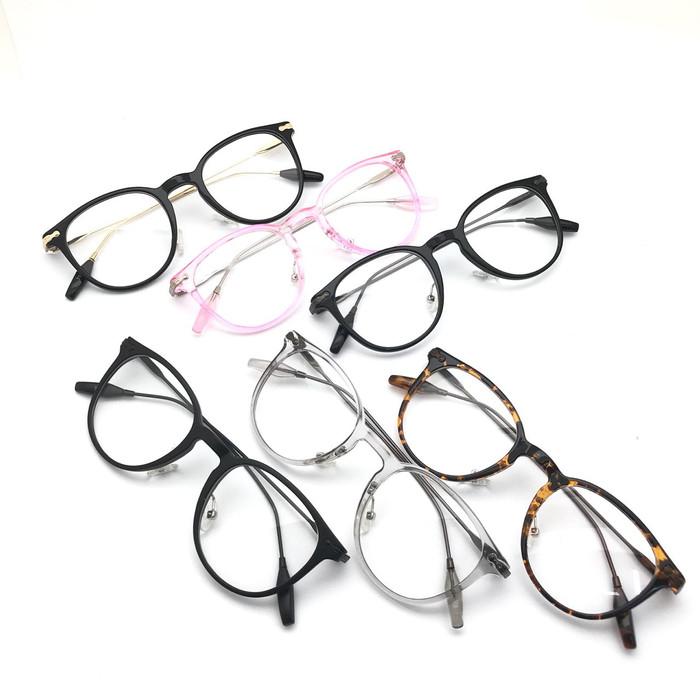 Jual Frame kacamata rafaela aksesoris wanita kacamata bening gaya ... 7fc6e3d4f8