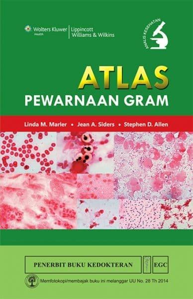 harga Atlas pewarnaan gram Tokopedia.com