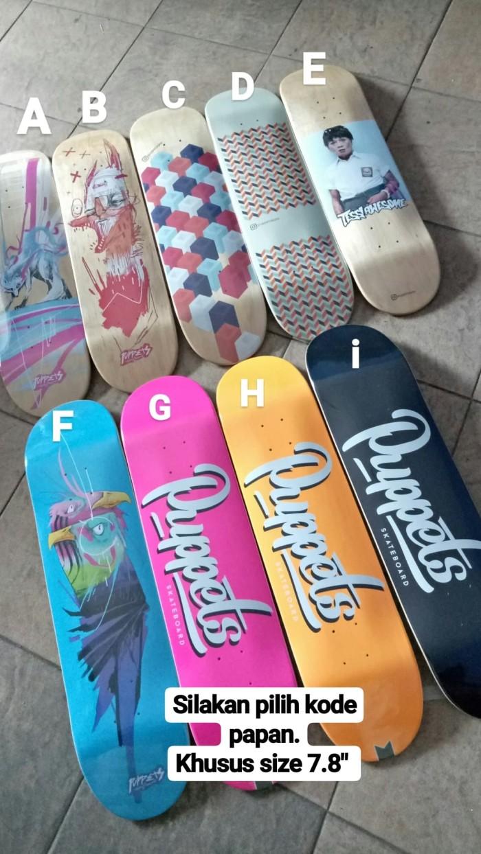 harga Harbolnas fullset puppets skateboard harga ngawur Tokopedia.com