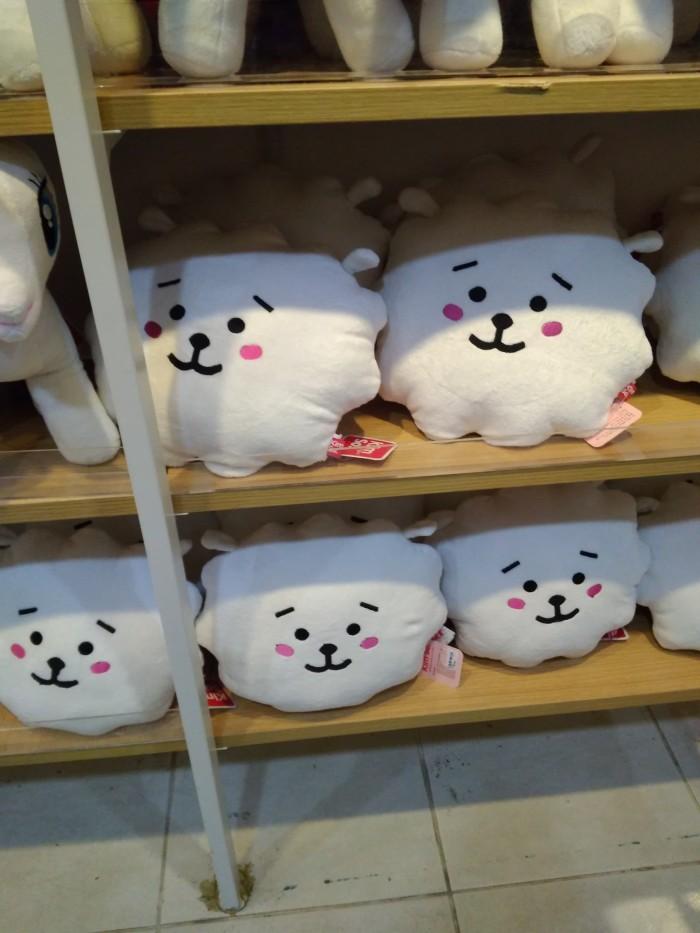 Jual Boneka Bt21 Bantal Bt21 Rj Kim Seokjin Merk Kimso Kab Bandung Ia Hanbok Shop Tokopedia