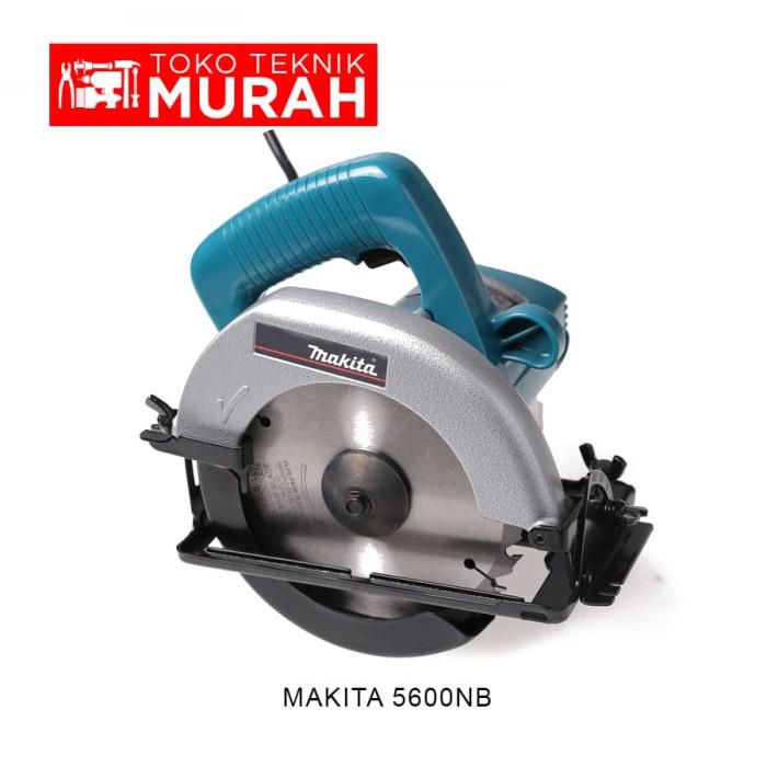 harga Makita 5600 nb /  5600nb mesin potong kayu -gergaji circular Tokopedia.com