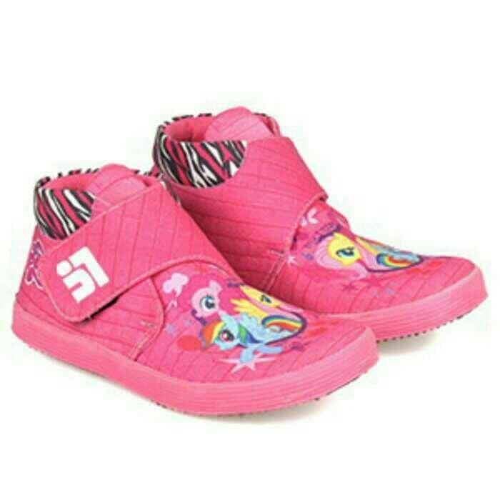 Sepatu Kets Anak Wanita - Little Pony Sekolah Terbaru - Java Murah Pri 6909299894