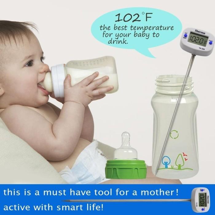 harga Termometer suhu air - coffee water test - termometer digital masak Tokopedia.com