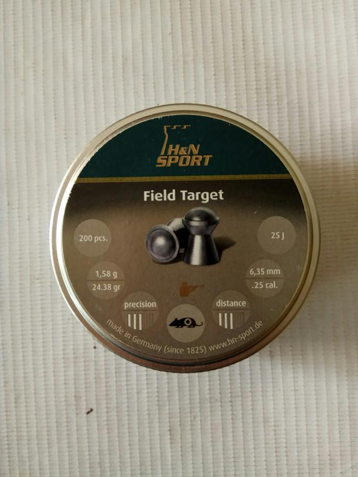 harga Mimis baracuda field target cal 25/6.35 Tokopedia.com