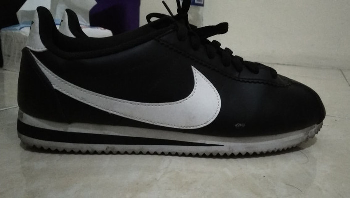 newest c1db9 7cb24 Jual Sepatu NIKE CORTEZ LEATHER (2nd) - Kota Bandung - Huzny Shop    Tokopedia