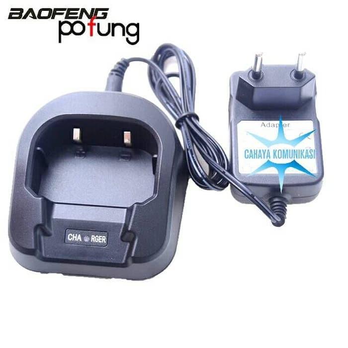harga Charger Ht Baofeng Uv82 Uv 82/lupax V12/ Walkie - Talkie Blanja.com