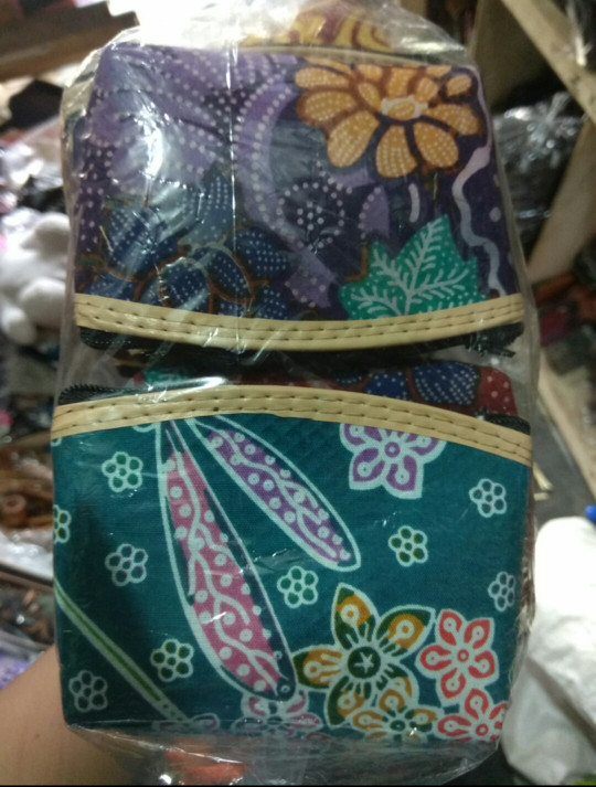 harga Satu set dompet koin batik isi 20 pcs - sovenir pernikahan murah Tokopedia.com