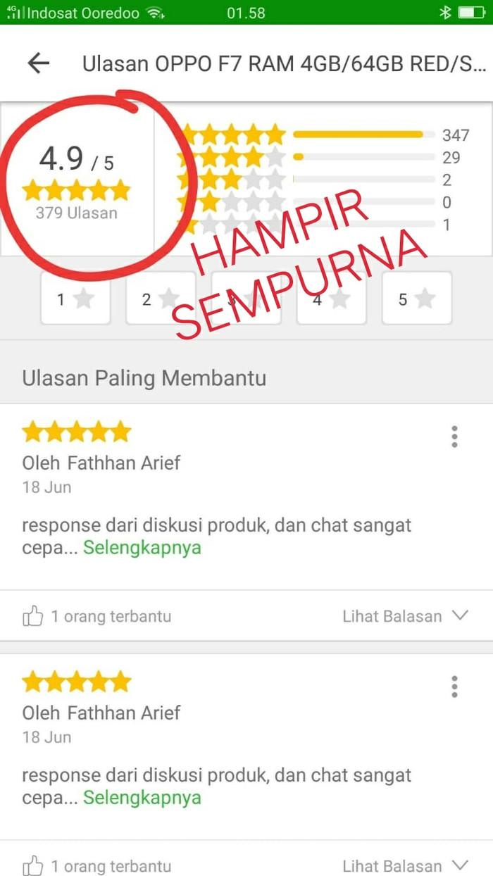 Jual Oppo F7 Ram 4gb 64gb Red Silver Black Garansi Resmi 100 Indonesia