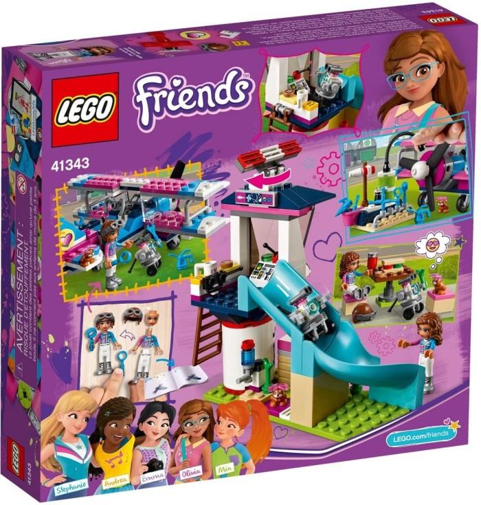 Jual Lego Friends 41343 Heartlake City Airplane Tour Dki Jakarta