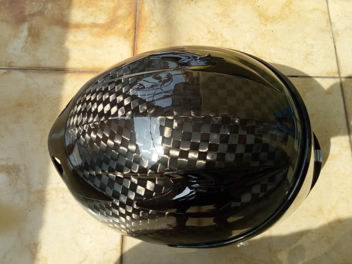 Helm Ls2 ff323 carbon not hjc shark shoei airoh arai kabuto nolan xlit 1