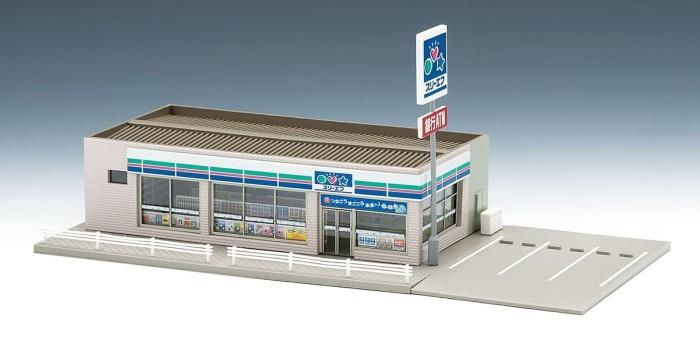 harga Tomytec tomix 4071 convenience store three-f mini mart n scale 1/150 Tokopedia.com