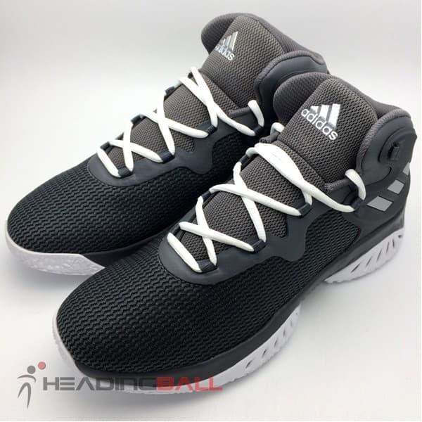 Jual Sepatu Basket Adidas Original Explosive Bounce Grey Four BY3779 ... e133a25193