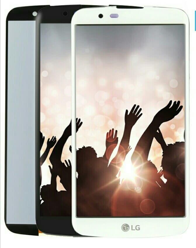 harga Display for lg k430dsy k430ds k10tv k430tv lcd touch screen with frame Tokopedia.com