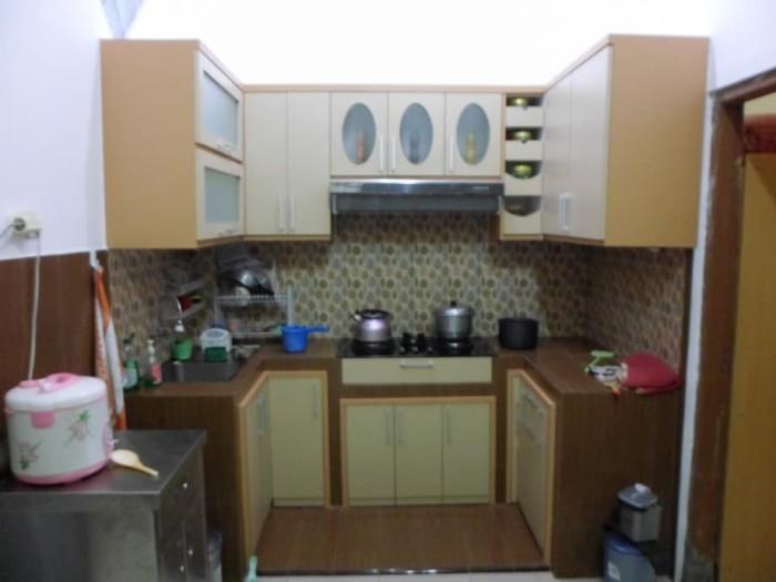 Jual Kitchen Set Bentuk U Shape Key Kota Semarang Furniture Semarang Tokopedia