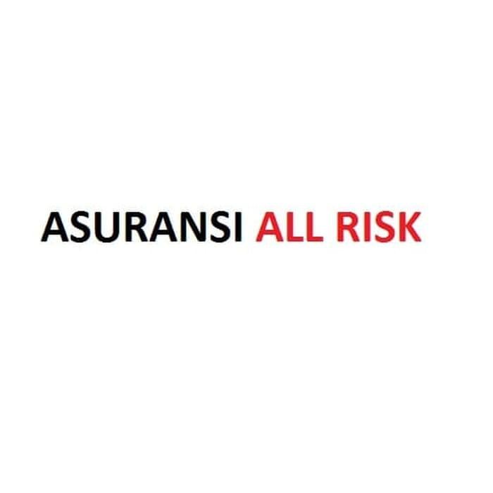 Jual Tambahan Asuransi All Risk Semua Resiko Aryawater Tokopedia
