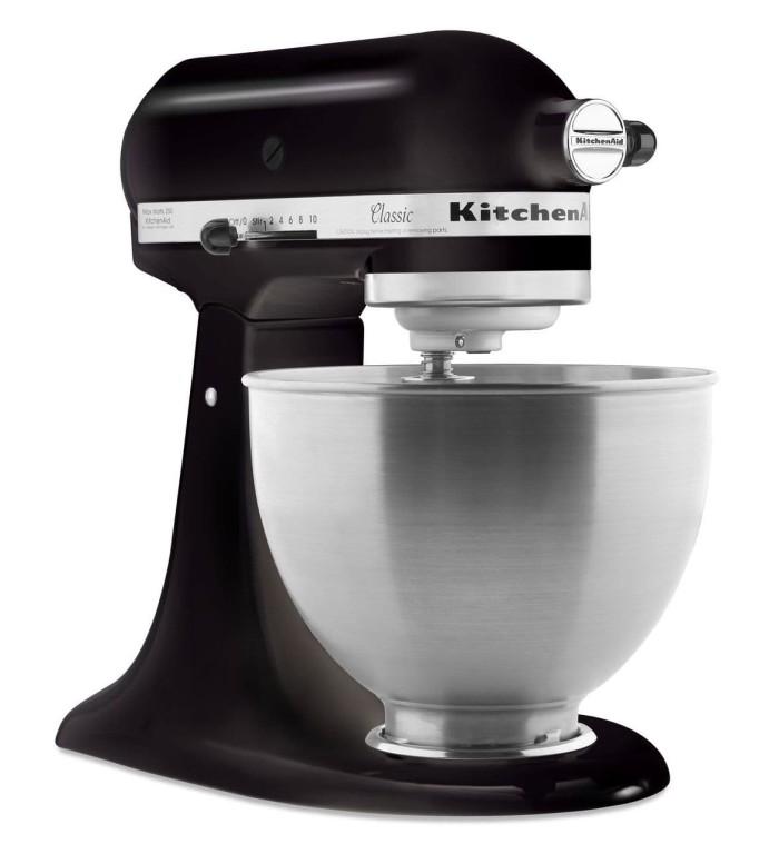 harga Kitchenaid classic 4.3 l tilt-head stand mixer - hitam 5k45sseob Tokopedia.com