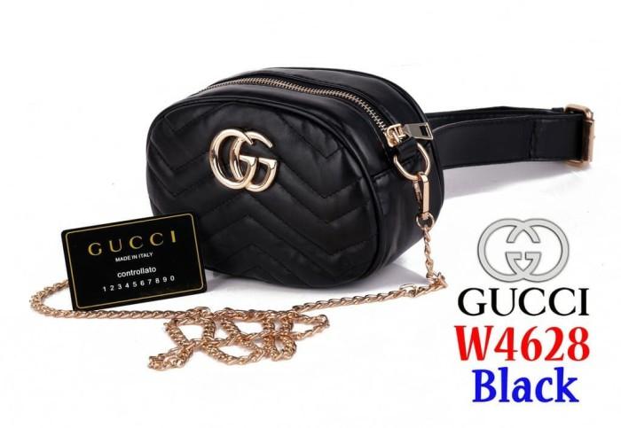 2aa70a7e255 Jual Gucci Waist Bag W4628 - Tas Pinggang Wanita Murah - Kota Batam ...