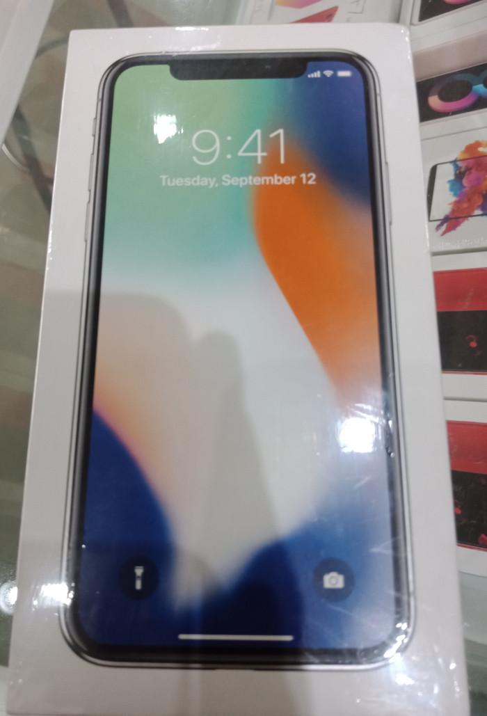 Jual Apple Iphone X 256GB - Perak - DC COM888  e895589af7