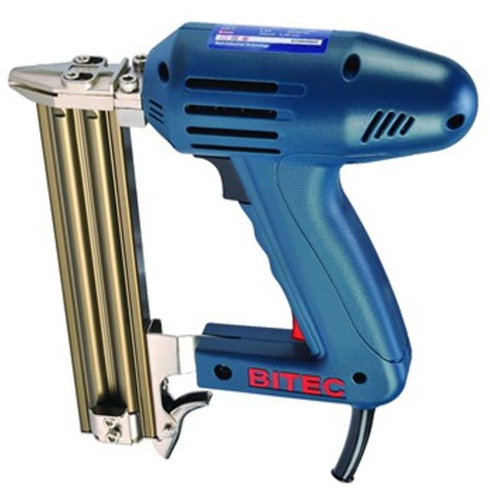 Mesin paku tembak listrik electric nailer electric nail gun Bitec TM30