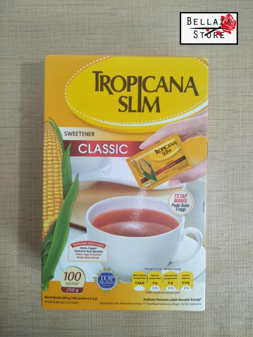 Harga Tropicana Slim Classic 100 Hargano.com