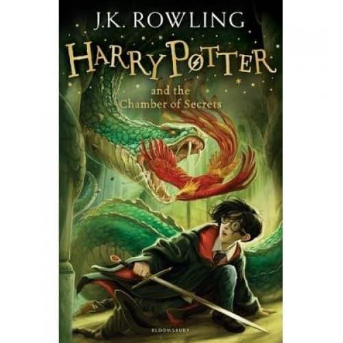 harga Harry potter and the chamber of secrets (book 2) Tokopedia.com