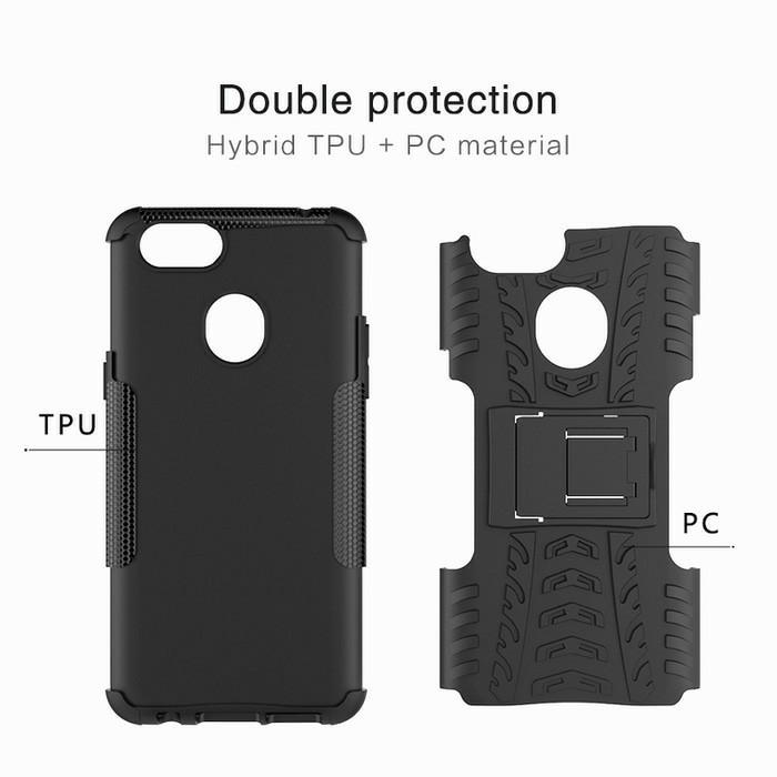 ProCase Kickstand Hybrid Armor Iron Man PC TPU Back Cover Case for Xiaomi .