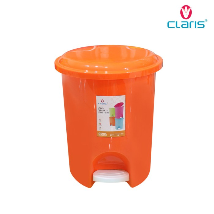 harga Vineeta dustbin 1167 orange Tokopedia.com