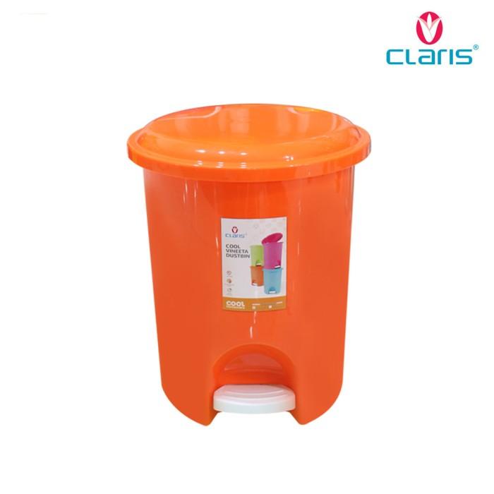 harga Vineeta dustbin 1166 orange Tokopedia.com