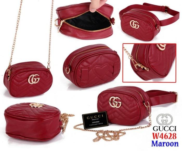d990c9def8d Jual Waist Bag Gucci W4628 - Tas Pinggang Wanita Murah - Kota Batam ...