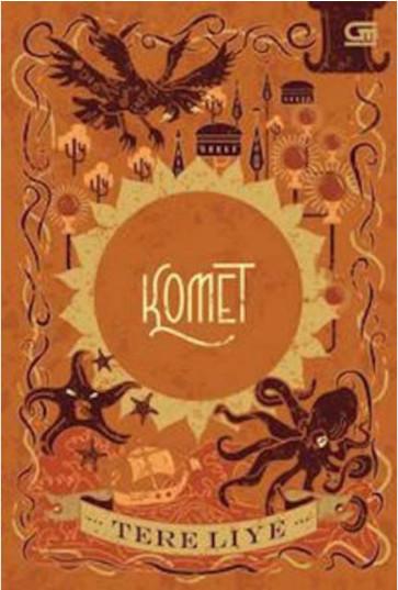 harga Komet - tere liye - gramedia Tokopedia.com