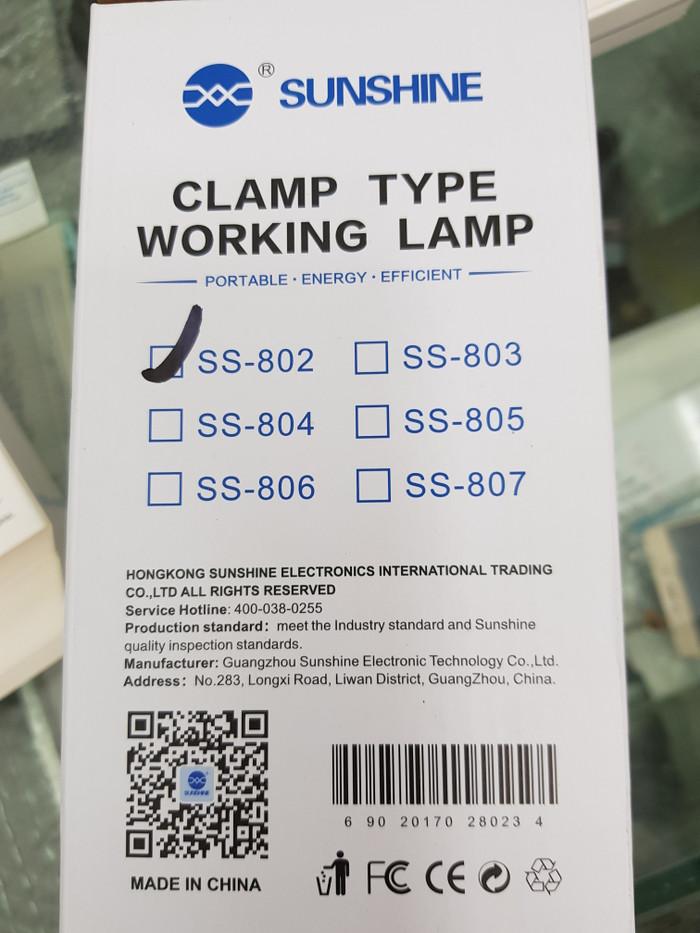 Jual Lampu Service Jepit Model Led Jakarta Utara Sky Cell86 Tokopedia