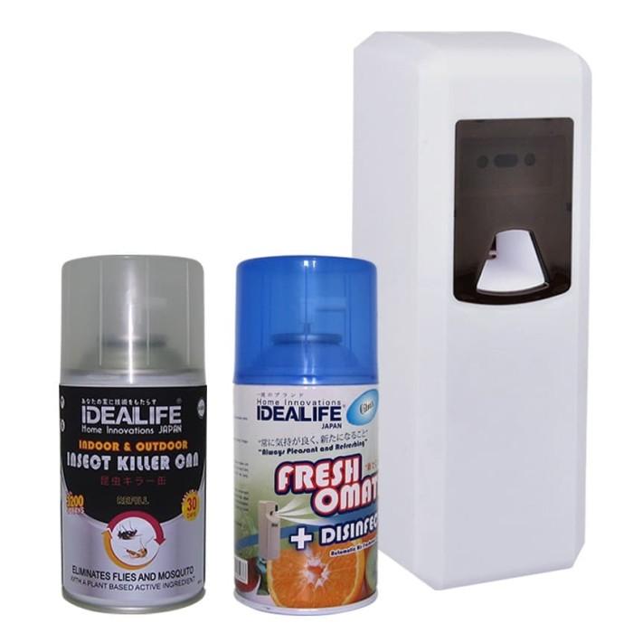 Jual Idealife Il-508s Automatic Fragrance (Mesin Pengharum) Harga Promo Terbaru
