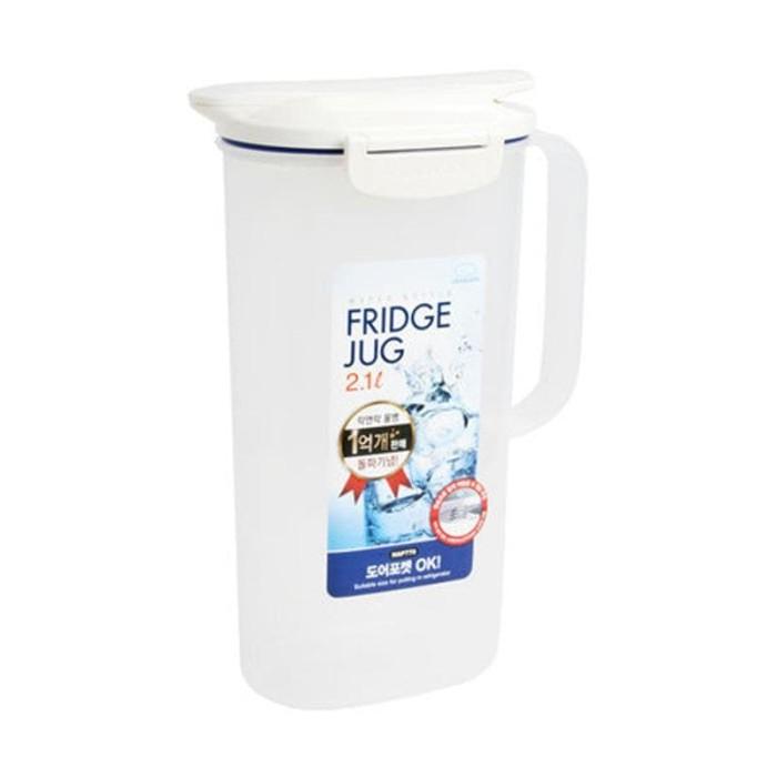 Foto Produk LOCK&LOCK Fridge Water Jug 2.1L Botol Kulkas HAP770 dari LOCK&LOCK Official