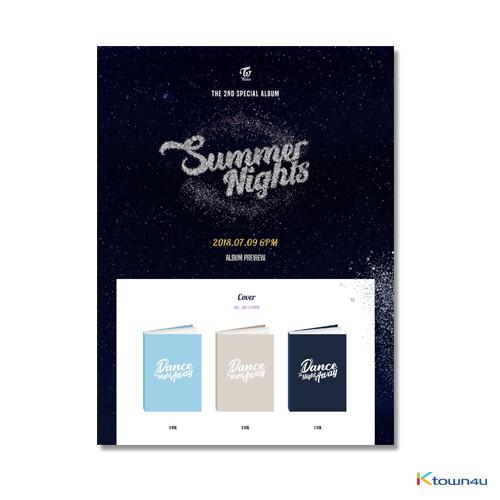 Jual ( Original CD & ALBUM ) Twice Summer Night Special vol 2 - Kota  Magelang - Cheer Up Baby | Tokopedia